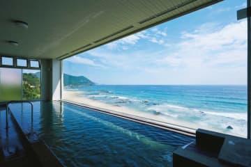 静岡「下田プリンスホテル」快水浴場百選の海が目の前!絶景散策に癒される