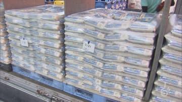 豪雨災害の熊本を支援 山形県が県産米「はえぬき」10tを発送 炊き出しなどで提供
