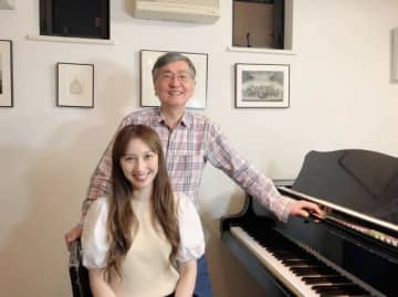 はいだしょうこ、ピアニストの父と親子共演!