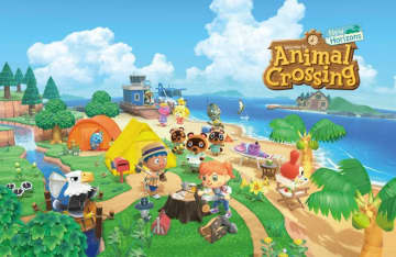 'Animal Crossing: New Horizons' is currently Japan's second-highest selling game ever