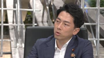 小泉環境相 国際会議に意欲 気候変動対応でリーダーシップ