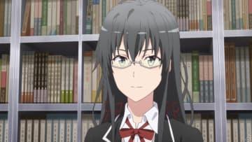 アニメ「やはり俺の青春ラブコメはまちがっている。完」第4話先行カットが到着!