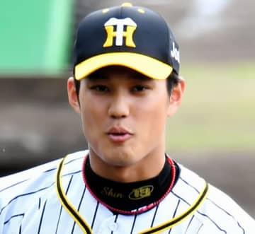 阪神・藤浪 前夜は右肘に打球直撃もキャッチボールなどで調整