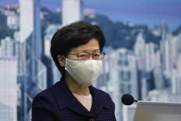 香港、立法会選挙を1年延期 コロナ拡大で緊急法適用 画像