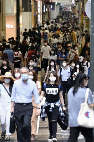 4日連続で国内感染が最多更新 新たに1500人超 画像