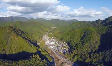 国内初、「森林信託」岡山で開始 所有者に代わり樹木管理 画像