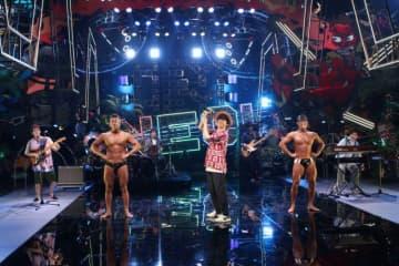 sumika『HEY!HEY!NEO! MUSIC CHAMP』初出演、新曲「絶叫セレナーデ」を初TVパフォーマンス