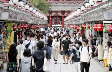 東京472人、3日連続で最多 コロナ感染、累計1万3163人 画像