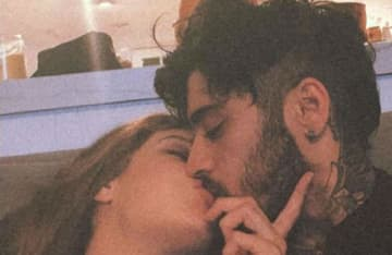 Gigi Hadid gushes over 'baby daddy' Zayn Malik in sweet post