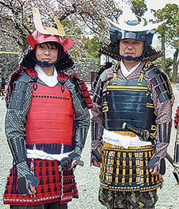 段ボールで甲冑作り 参加者を募集