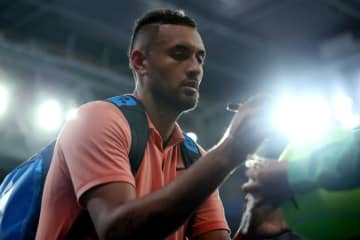 キリオスも新型コロナ懸念で全米OP欠場へ。「テニス選手はお互いのために行動しなければならない」