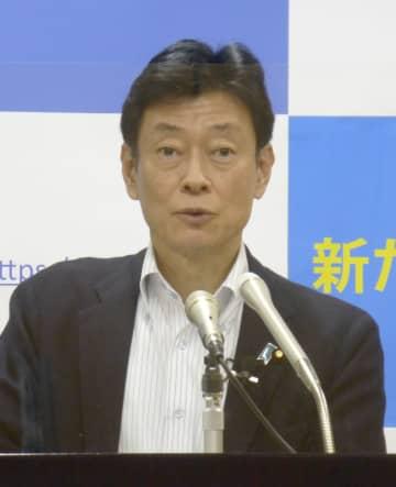 西村氏、お盆帰省は「慎重に」 実家の高齢者に感染広がる恐れ 画像