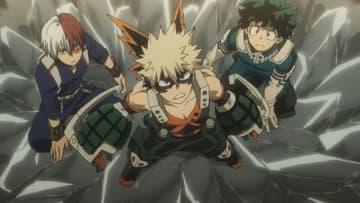『ヒロアカ』、アニメの新作オリジナルエピソードを8/16より世界同時配信