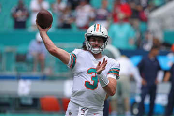 Here is Josh Rosen's role in Dolphins' QB battle behind Tua Tagovailoa and Ryan Fitzpatrick
