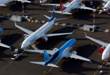 米航空当局、737MAXの安全対策で設計変更要求案