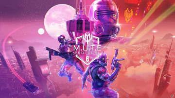 「レインボーシックス シージ」未来感のあるタワーで戦うイベント「M.U.T.E. PROTOCOL」が実施!
