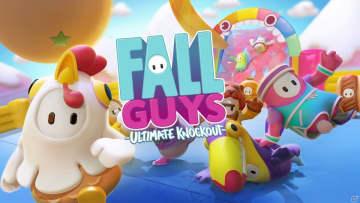 カオスなバトルロイヤルアクション「Fall Guys: Ultimate Knockout」がPS4/Steamで本日発売!