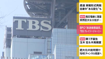 BPO「放送倫理違反」 TBS クレイジージャーニー
