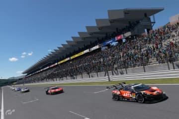 スーパーGT:GT SPORTのバーチャルレース『SGT×GTS』第2戦は8月7日オンエア