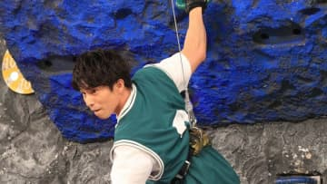 第2回「Mr.VS嵐」開催!クリフクライムで大野智VS相葉雅紀VS松本潤が超ハイレベルな戦い
