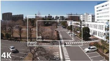 パナソニック、4K対応AIネットワークカメラ「Xシリーズ」2機種を発売