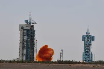 中国、地球観測衛星「高分9号04」打ち上げ成功