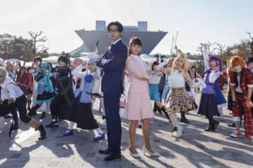 8月19日発売 映画『ヲタクに恋は難しい』Blu-ray・DVD 豪華版の映像特典からメイキングを一部公開!高畑充希&山﨑賢人がヲタク文化の聖地の前で踊ったダンスの裏側が明らかに!