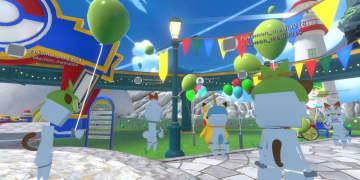 「ポケモンバーチャルフェスト」を先行体験! VRのパーク内はワクワクがいっぱいだった