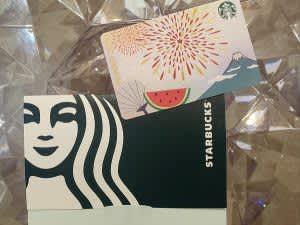 プレゼントにもおすすめ♪ 可愛すぎる「スタバ」のカード
