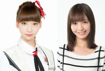 NGT48 荻野由佳、山根千佳とホリプロタレント配信生ライブ『MIRROR-E-STAGE』出演決定!