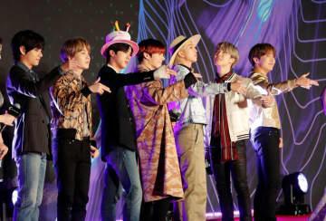 K―POP「BTS」所属事務所のIPO申請、韓国取引所が仮承認