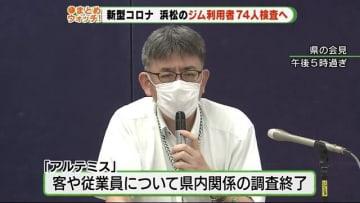 浜松のスポーツジム 利用者74人をPCR検査 相談相次ぐ 静岡・浜松市