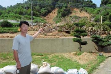 被災者ら動画撮影「今後の検証や教訓に」 熊本豪雨、土砂崩れや堤防越水など