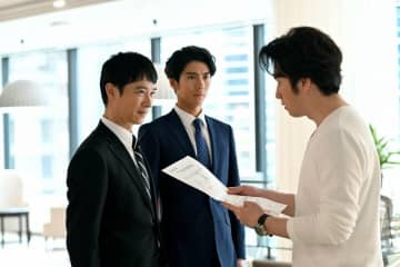 尾上松也&賀来賢人、『半沢直樹』親友コンビが絶妙な芝居で好演