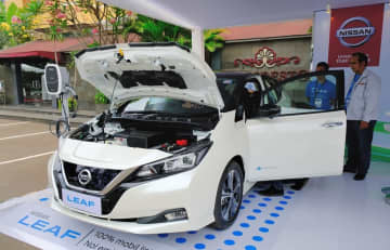 Nissan Motor to sell controlling stake in joint Indonesian sales unit