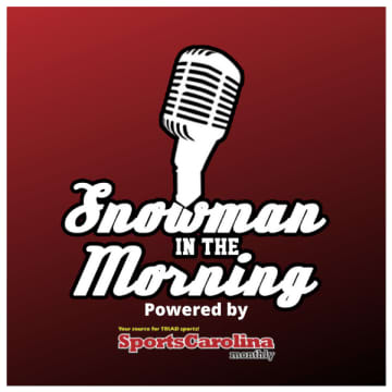 Snowman in the Morning - Tuesday August 11th 2020
