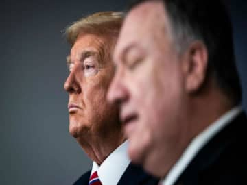 Pompeo failed to mitigate Yemen casualties in Saudi arms deal, US report finds