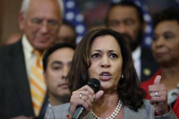 Editorial: Kamala Harris will strengthen Biden's presidential bid