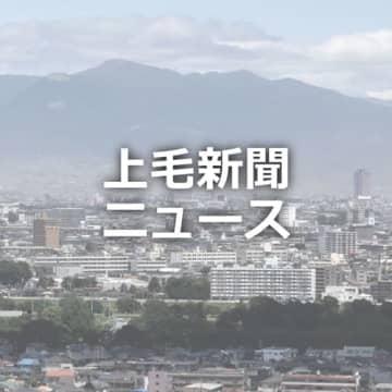 事前放流巡り菅官房長官が視察 群馬・須田貝ダム