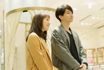 大倉忠義&咲妃みゆ、夫婦役のツーショット! 撮影では「気持ちが救われた」