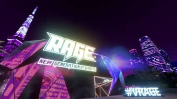 「RAGE ASIA 2020」で「V-RAGE」正式ローンチ、電脳少女シロがゲスト出演