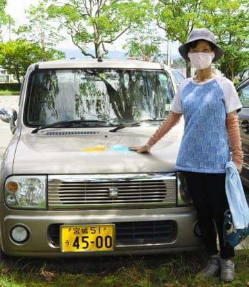 被災者用レンタカー好評 人吉市で121件を無料提供 日本カーシェア協会