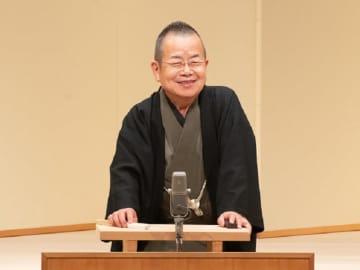 桂文珍、38回目の独演会を開催 コロナ禍に生んだ新作落語「在宅勤務」披露