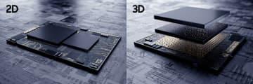 Samsungの7/5nm EUVファウンドリ、3Dパッケージング技術「X-Cube」を提供