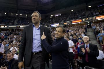 Kings GM Vlade Divac steps down after five seasons; Joe Dumars will take over