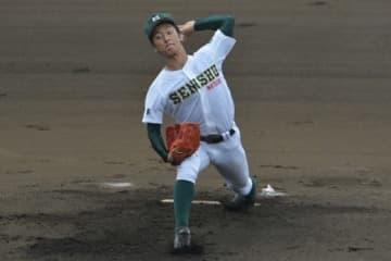 【高校野球】プロ注目右腕と互角に投げ合った専大松戸エース 指揮官も称賛「今までで一番粘り強い」