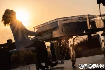 「24時間テレビ43」YOSHIKIが世界中の医療従事者に向けて魂の演奏!