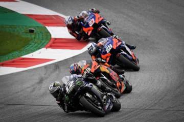 【レースフォーカス】ビニャーレスが直面したブレーキトラブル/レース2で中上が履いたタイヤ:MotoGP第6戦