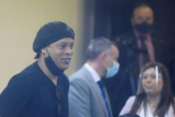 サッカー=ロナウジーニョ氏、軟禁生活終了でブラジル帰国へ