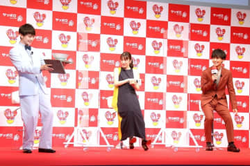 キスマイ藤ヶ谷&玉森「運命かなと…」 サッポロ一番CM出演に喜び